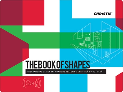 Christie's New Book of Shapes Showcases Innovative Digital Display Projects Around Globe