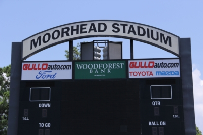 Texas Football Gets an Upgrade at Buddy Moorhead Stadium