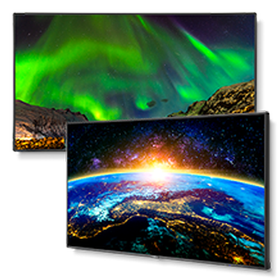 "NEC Display Solutions Announces New 65"" Professional UHD Displays"