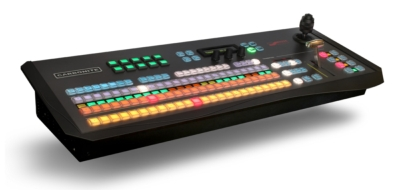 Ross Video Unveiled New Carbonite Control Panel at IBC 2011