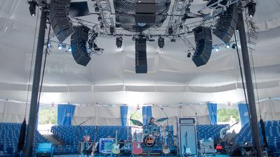 Cape Cod Melody Tent Thrives with Meyer Sound LEOPARD