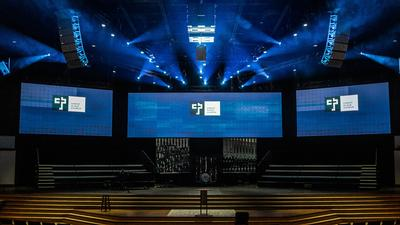 Meyer Sound LEO Family the Clear Choice for Three Southeastern Churches