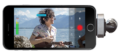 Shure Announces ShurePlus™ Motiv™ Video Recording App