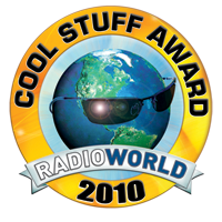 "RDL Wins 2010 Radio World ""Cool Stuff"" Award"
