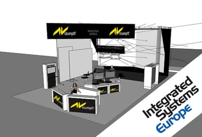 AV Stumpfl is returning to ISE 2016 with its biggest tradeshow presence ever