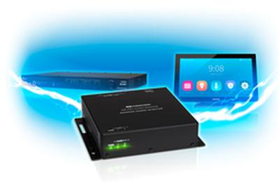 New Crestron DigitalMedia™ Ultra Midspan PoDM++ Injector Offers Small Footprint Solution to Power Simple DM® Systems