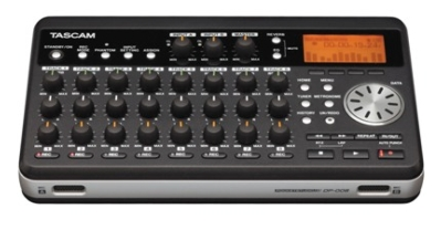 TASCAM DP-008 CHOSEN BEST OF SHOW AT NAMM