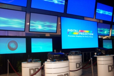 DPI Takes a 'Risk' with InfoComm Booth