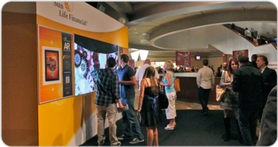 Christie's Award-Winning Digital Signage and Service Solutions Put Customers at Ease at DSE 2012