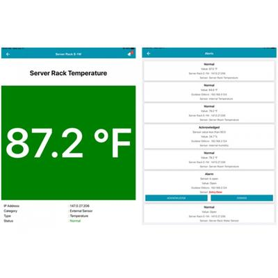 NTI Releases an iOS App for Low-Cost Environment Monitoring Systems