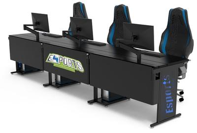 Enhance Your School's Esports Arena With New Furniture From Spectrum Industries