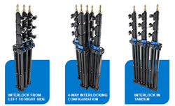 Announcing New Kupo Click Stands - Like No Other Light Stands in the Market