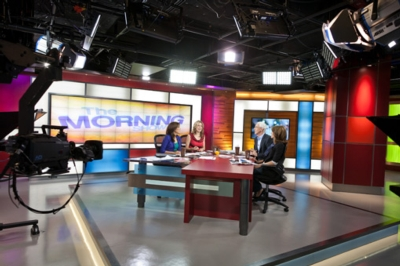 "Global Television's ""The Morning Show"" Launches in Toronto With Christie MicroTiles"