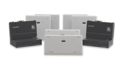 Kramer's HDBaseT Range Extender Line Now Compatible with Panasonic's Digital Link Projector Line