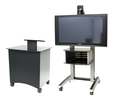 Vaddio Now Shipping Contemporary Furniture Systems for Classrooms and Videoconferencing Applications