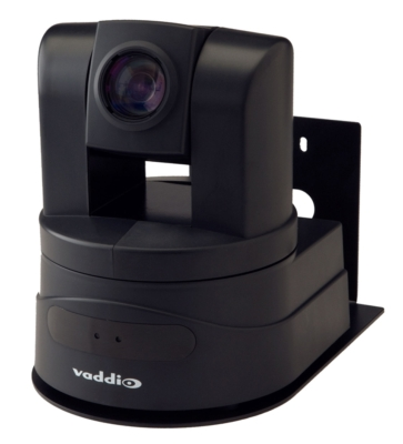 New Vaddio Single CCD HD Robotic PTZ Camera to be Unveiled at NAB 2009
