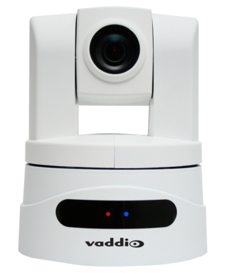 Vaddio Announces Arctic White Version of ClearVIEW HD-18