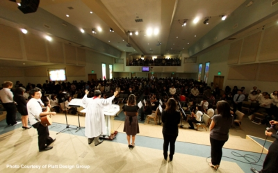 Vaddio Brings Image Magnification to Irvine Baptist Church