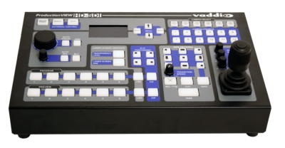 Vaddio Expands ProductionVIEW Line with New HD-SDI  Camera Control Console