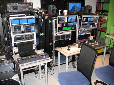 Hewlett-Packard Builds Flypack with Broadcast Pix Slate 1000HD Live Integrated Production System for Sundance Film Festival