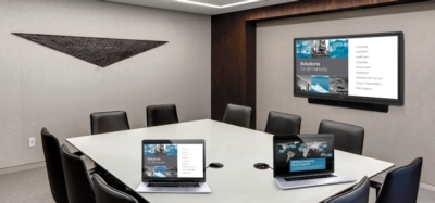 Crestron now shipping ultra-simple, low-cost huddle room and classroom presentation solution