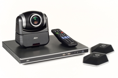 AVer H310 and H110 Redefine Budget-friendly Video Conferencing Systems