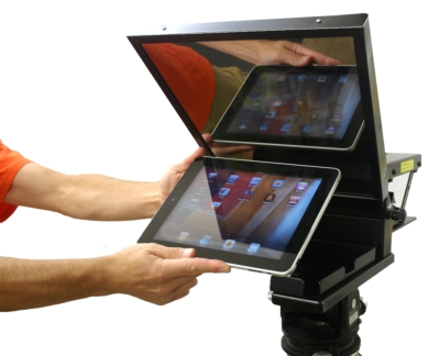 Mirror Image Adds iPad Teleprompter