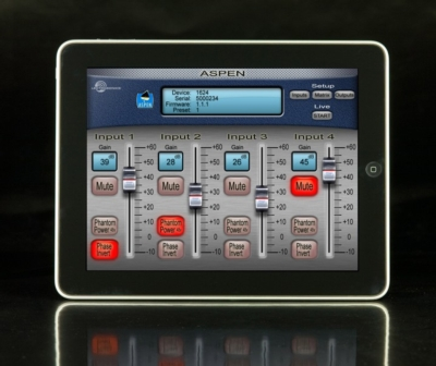 LECTROSONICS ANNOUNCES APPLE iPAD DEVELOPERS KIT