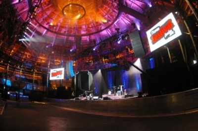 MARTIN AUDIO MLA ROCKS THE iTUNES FESTIVAL