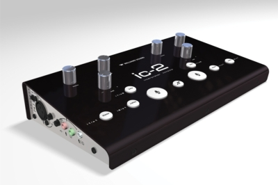 The new IC-2 from Williams Sound:  Designed for interpreters by interpreters