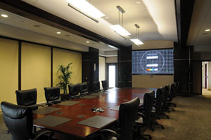 Immersion Graphics Inc. Chooses Vaddio WallVIEW Systems for  Electric Transmission Company Headquarters
