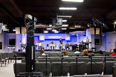Christian Ministry Goes Live with Telemetrics