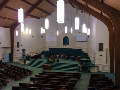 Historic Antioch Baptist Church Updates with IC Live