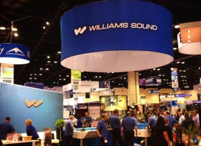 Williams Sound:  Direct from the InfoComm 2013 Show Floor