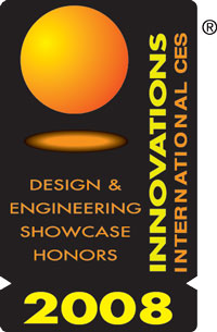 Stewart Filmscreen Named CEA 2008 Innovations Design and Engineering Honoree for Futurist StarGlas Material