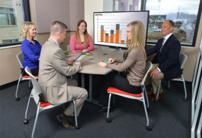 Table Brings Collaboration To Any Environment