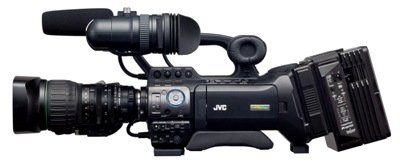 •JVC Showcases ProHD KA-F790 Fiber Optic transceiver packages for GY-HM790 camera at NAB 2011