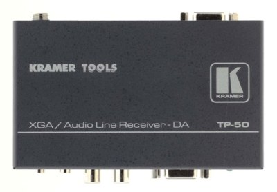 Kramer Introduces New Twisted Pair Receiver/DA
