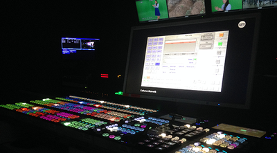 Russia's Life News selects SAM's feature-rich Kahuna production switcher for maximum power, creativity and flexibility