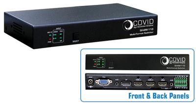 Covid Expands Signal Management Product Line Offering New Video Switching Devices