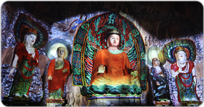 Christie Magnifies the Quintessence of Buddhist Art at Longmen Grottoes With Projection Technology