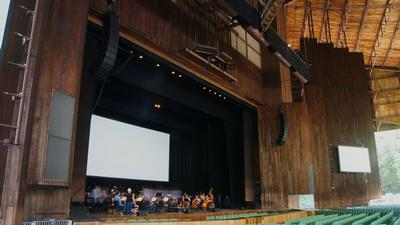 Meyer Sound LEOPARD System Powers The Philadelphia Orchestra Summer Residency at The Mann Center