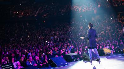 Marc Anthony Makes a Splash with OPUS Tour via Meyer Sound LEO Family System