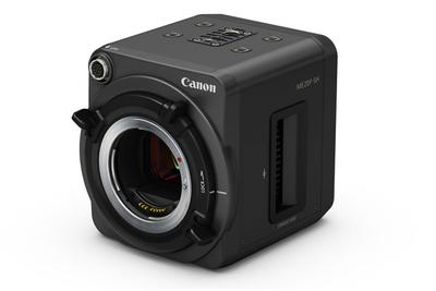 New Canon ME20F-SH Cinema Kit Offers Versatility For Filmmaking And Television Production