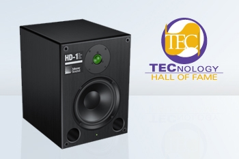 Meyer Sound HD-1 Selected for TECnology Hall of Fame