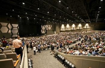 Eastside Christian Church Finesses Acoustics with Meyer Sound Constellation