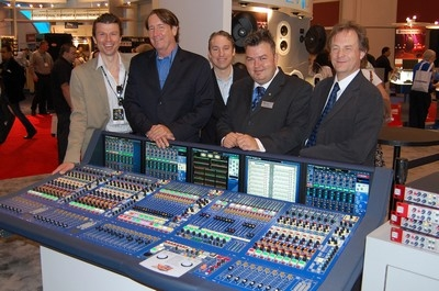 Midas and Klark Teknik appoint Midas Consoles North America as new distributor