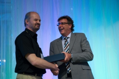 Midas and Klark Teknik's Alex Cooper picks up 2009 Gottelier Award