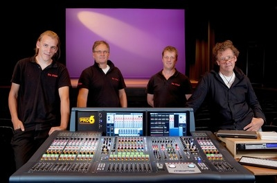 De Flint Theatre purchases Midas PRO6