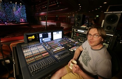 Tori Amos takes studio on the road with dual Midas PRO6 systems